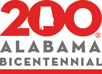Logo image for the Alabama 200 Bicentennial