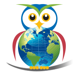 Image of AVL Owl with Globe Body