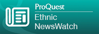 Logo image for Ethnic NewsWatch