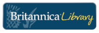 Logo image for Britannica Library